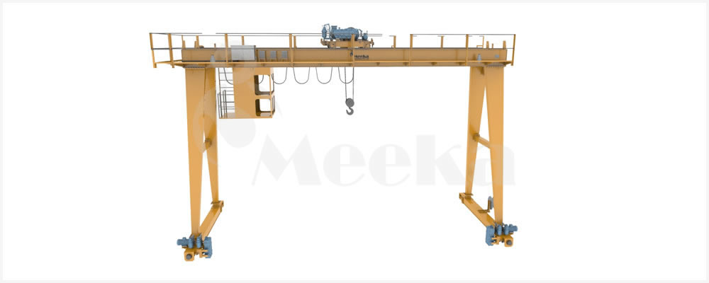 Goliath / Gantry EOT Cranes