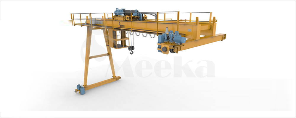 Overhead Cranes Manufacturers & Suppliers, Ahmedabad, India
